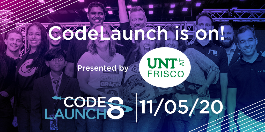 Let's Go North Texas – CodeLaunch is ON!