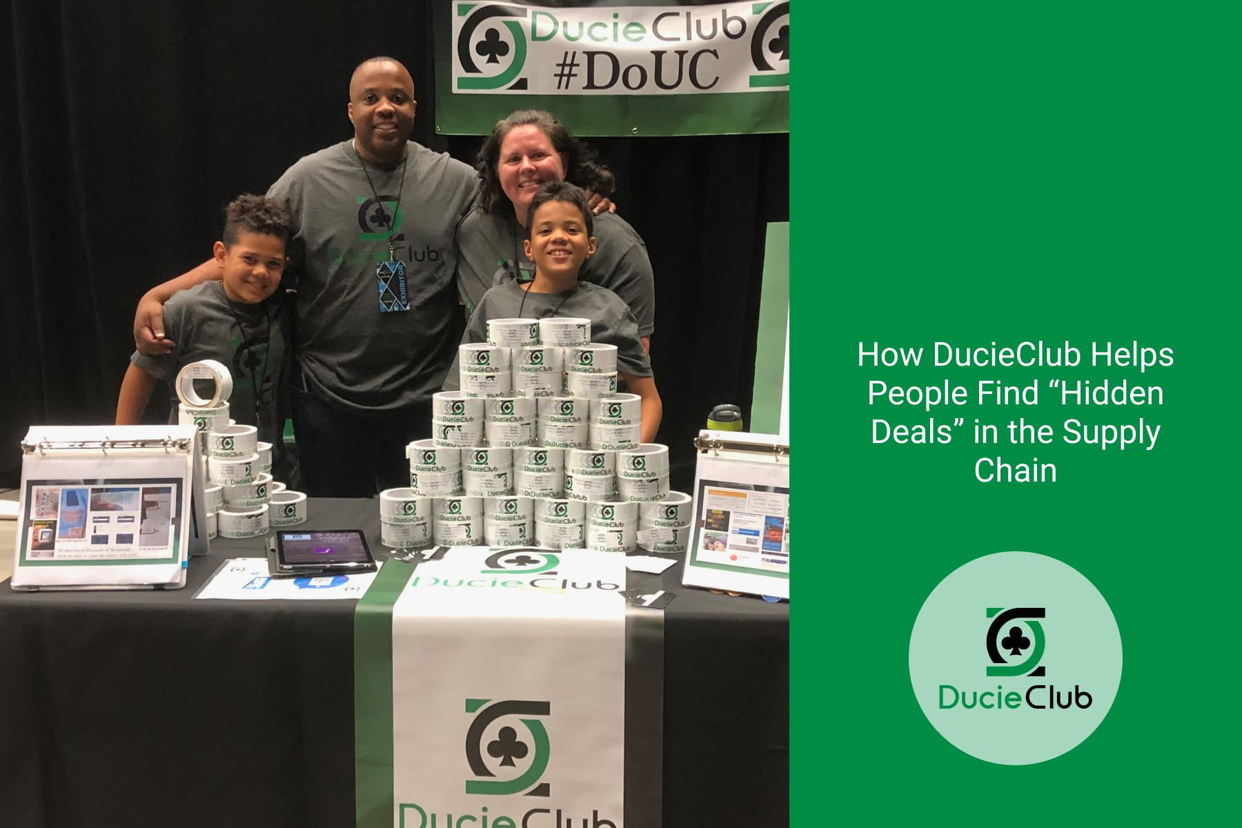 """How DucieClub Helps People Find """"Hidden Deals"""" in the Supply Chain"""