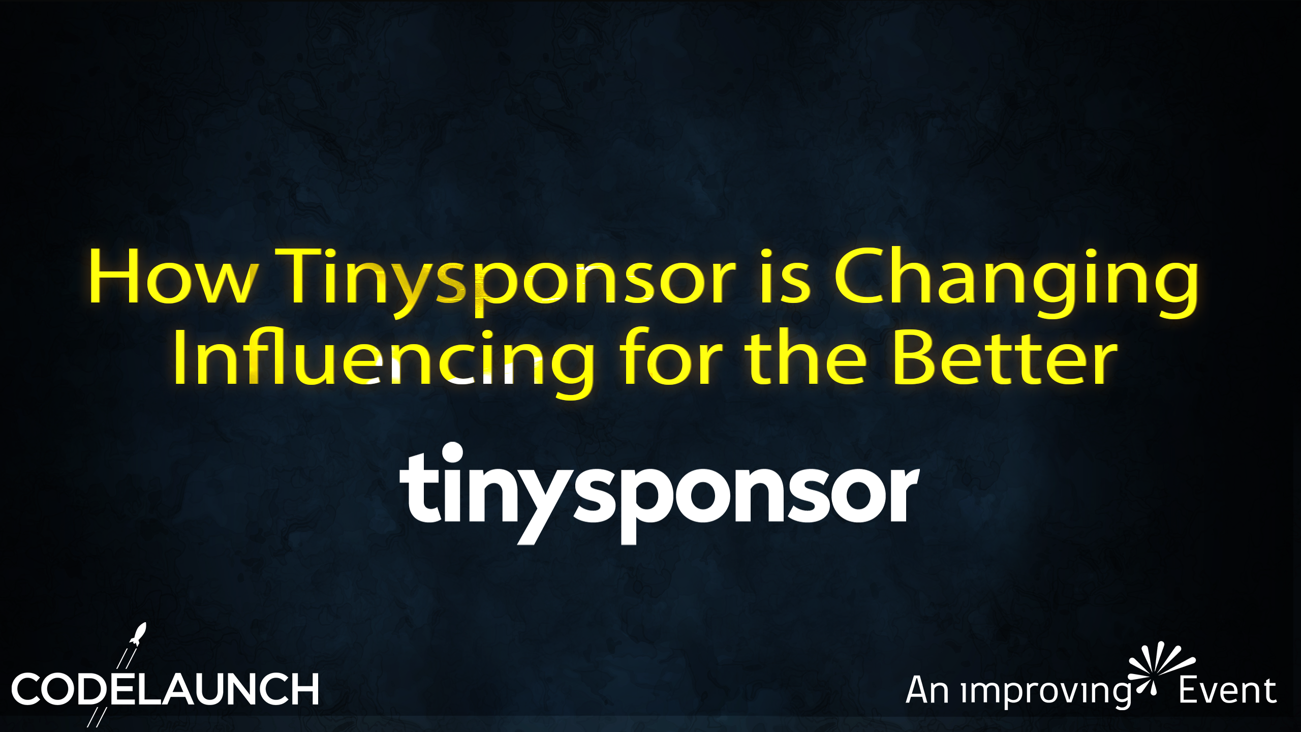 How Tinysponsor is Changing Influencing for the Better